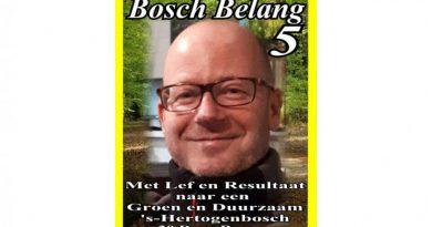 Dave Broeren, Bosch Belang, Lijst 5, nummer 20