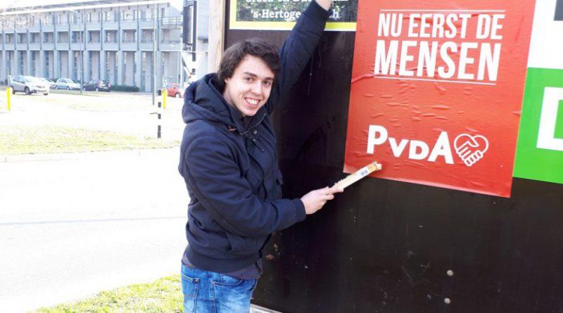 Stan Peters, PvdA, Lijst 8, nummer 9
