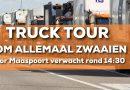 De Truck Tour komt weer door Maaspoort.